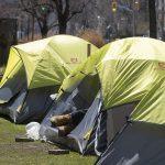 Estimates of Homelessness in Canada per Year